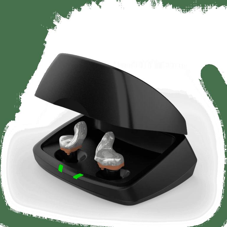 Starkey's New Livio Edge AI Rechargeable Hearing Aids