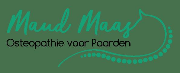 Maud Maas Osteopathie voor Paarden