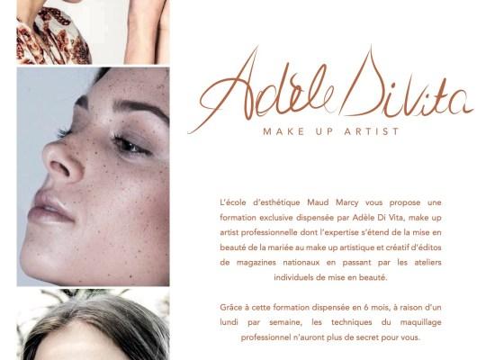 Planning Formation Make-up Adèle