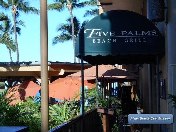 Five Palms Entrance