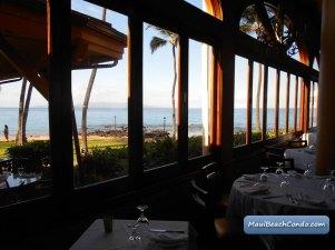 Five Palms Oceanside Dining