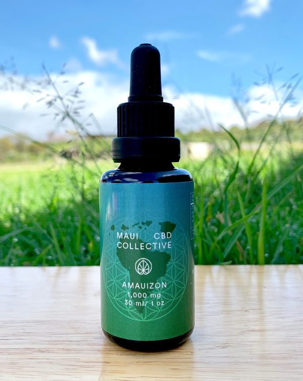 Maui CBD Amazonian Certified Organic Sacha Inchi Oil. Buy cbd oil online in Hawaii
