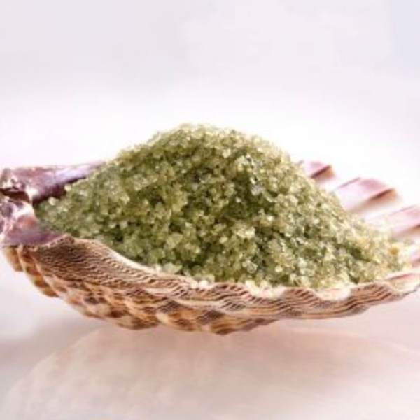 Hawaiian Bamboo Jade Hemp Sea Salt-buy cbd bath sals in hawaii
