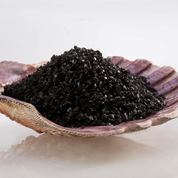 Hawaiian Black Lava Hemp Sea Salt. cbd hemp bath salt for sale in hawaii at mauicbd.com