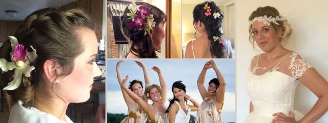 robbies maui day spa | maui bridal hair | maui bridal makeup