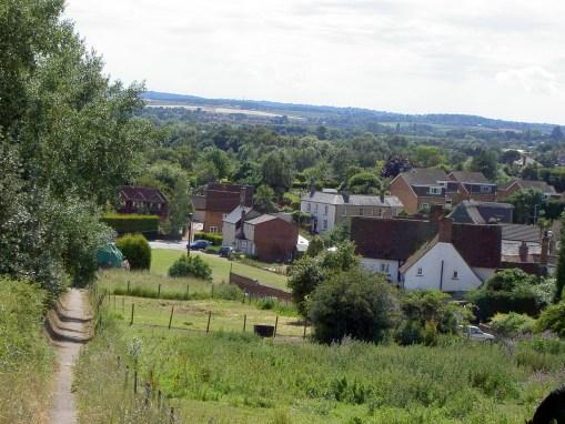 Maulden view