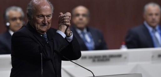 Blatter es reelecto con 133 votos a favor e inicia su quinto periodo como presidente de la FIFA