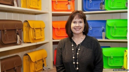 Julie Deane la emprendedora millonaria que se inspiró en bolsos de Harry Potter