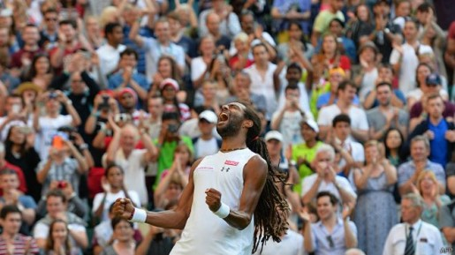 Dustin Brown el tenista de rastas que derrotó a Nadal en Wimbledon