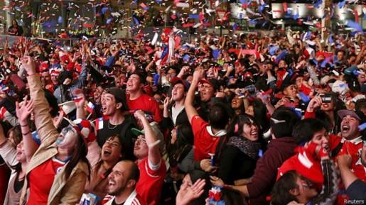 Alegría colectiva: el efecto psicológico detrás de coronarnos campeones de América