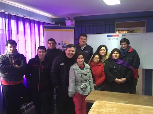 INJUV Maule promueve Fondo concursable Inclusivo a jóvenes en situación de discapacidad