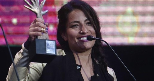 Ana Tijoux lideró la primera versión de los Premios Pulsar de la Música Chilena