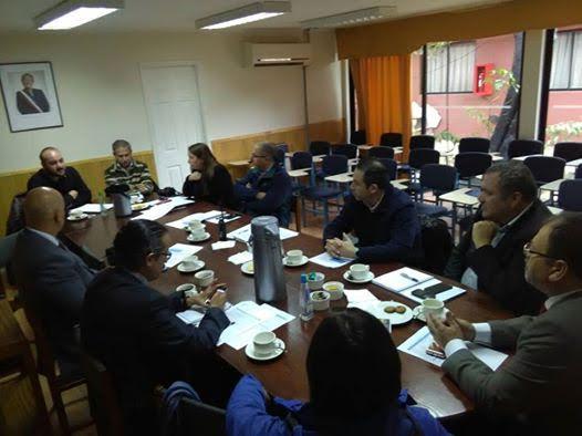 Avanzan proyectos de Seguridad Pública y manejo de agua lluvia para Talca
