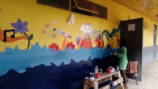 En Curicó celebran semana de la educación artística