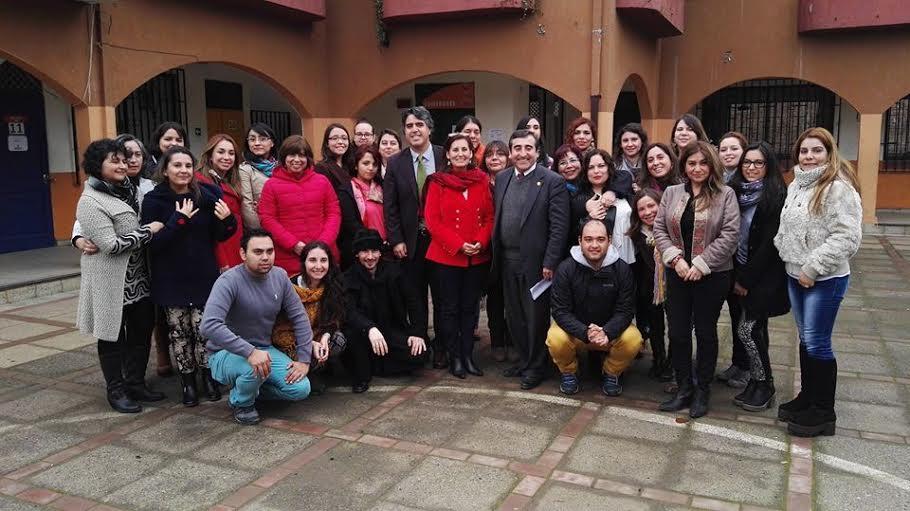 Con éxito se desarrolló jornada Regional de participación Docente por actualización de Marco de la Buena Enseñanza