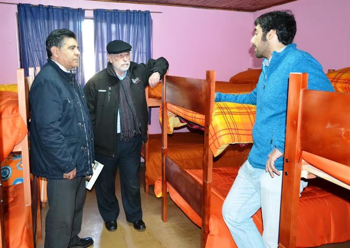 Anuncian habilitación albergues para atender a personas en situación de calle en la región