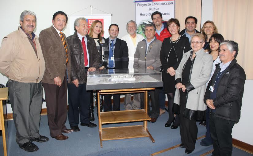 Siete empresas postularon a construcción de Hospital de Linares