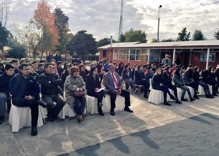 INJUV Maule da inicio a su programa Escuelas de Ciudadanía en la región