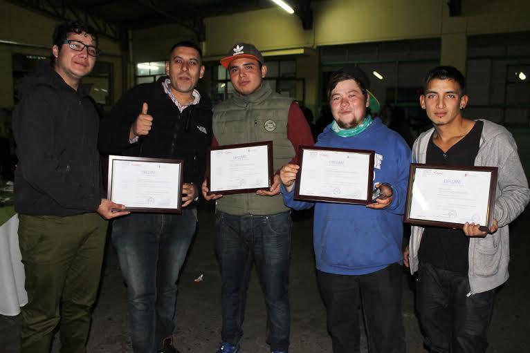 Masiva certificación Sence a alumnos +Capaz de Rauco y Curicó - Maulee.cl Diario electrónico de la Región del Maule (Comunicado de prensa)
