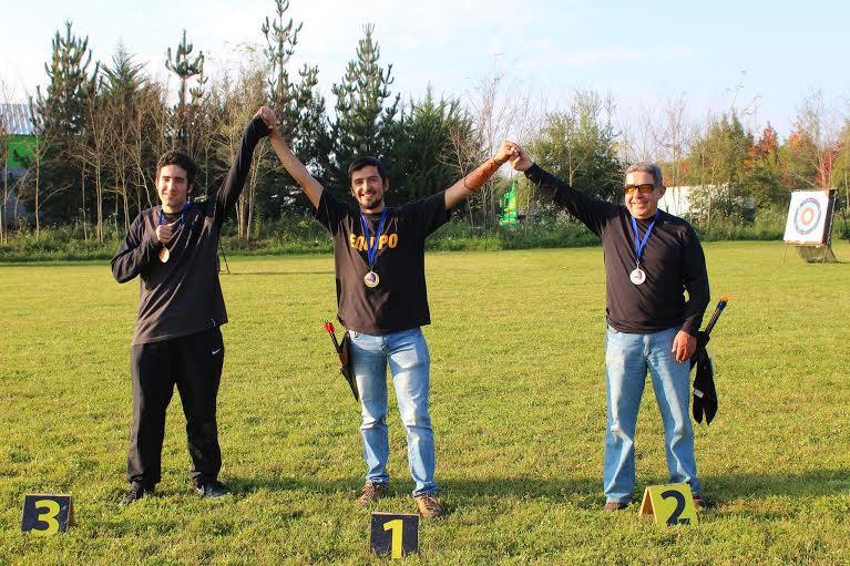 Linares fue sede de la segunda fecha del torneo nacional de tiro con arco