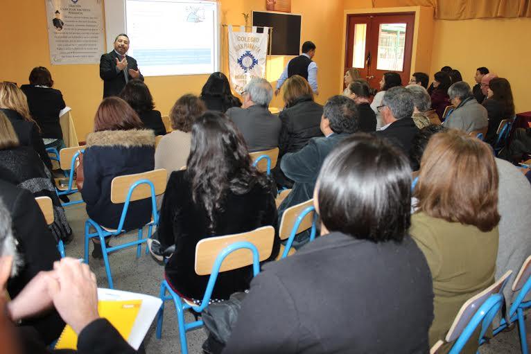 Director de Supereducaclaró aspectos de ley 20.845 a la Red de Colegios Particulares Subvencionados