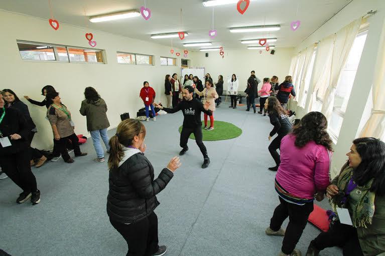 Capacitación a Educadoras y Asistentes de Párvulos se desarrolla con gran éxito en Curicó