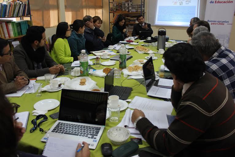 Red de Mejoramiento Educativo de Río Claro aclaró dudas respecto a Ley de Inclusión
