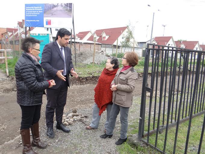 Se acerca un nuevo proceso de postulación para pavimentación participativa en comunas del Maule