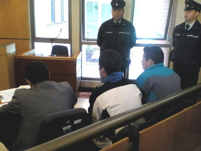 Hermanos son enviados a prisión como autores dehomicidio y homicidio frustrado en la comuna de Maule