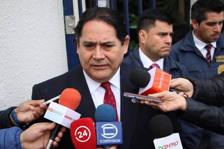Gobernador Vega repudia asesinato en Talca