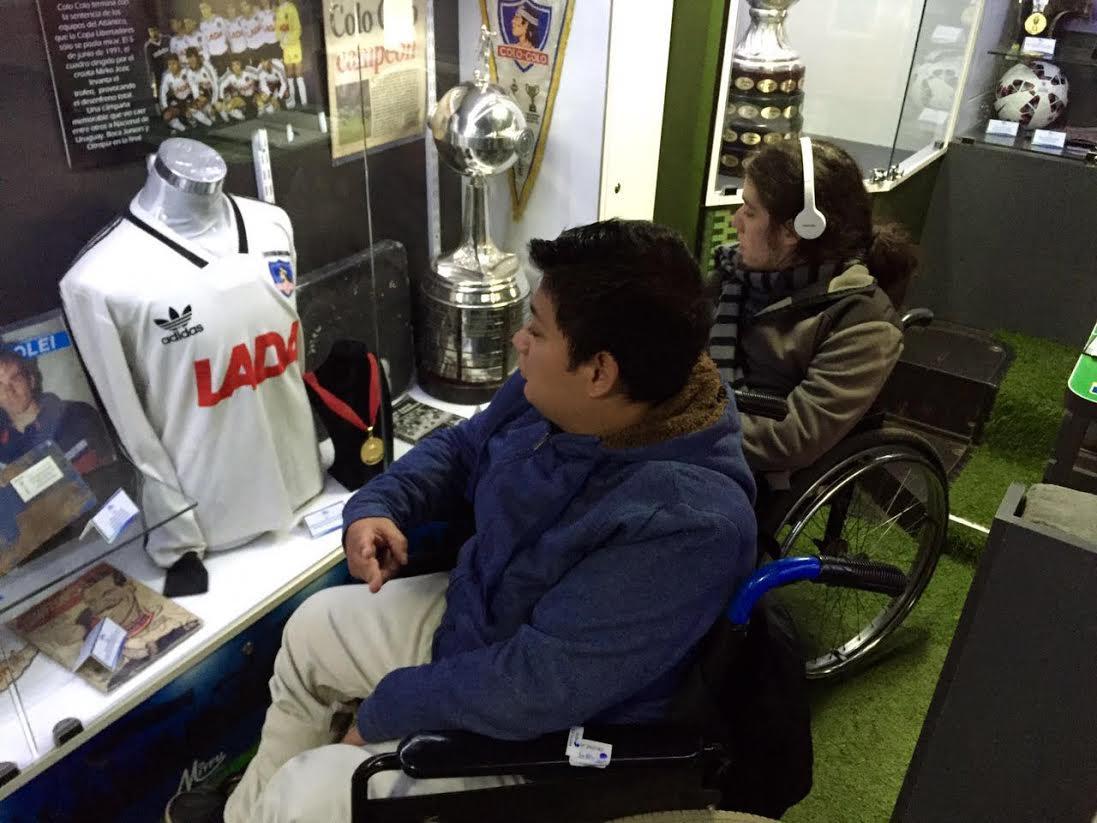 Llega gratis al Maule el Museo Itinerante del Fútbol Mitfu- Direct TV