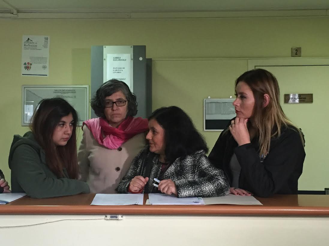 Gobernadora de Linares hace un llamado a erradicar la violencia contra la mujer