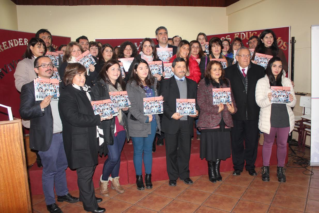 Superintendencia de Educación del Maule lanzó instrumento de apoyo y trabajo para sostenedores y equipos directivos
