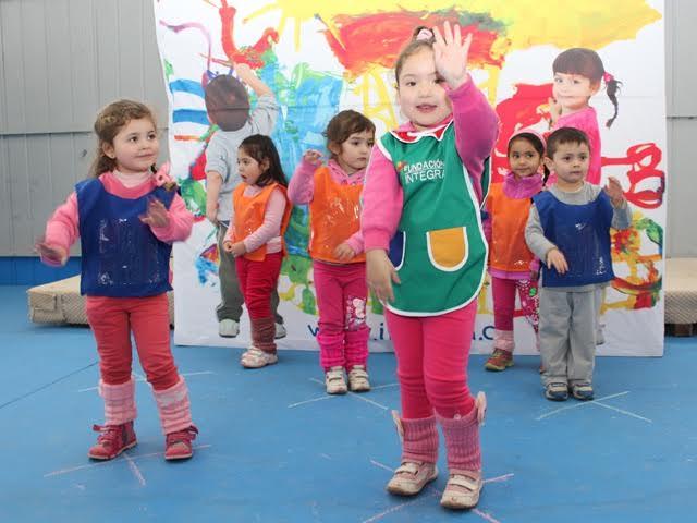 11 jardines infantiles INTEGRA del Maule se la juegan por ser Promotores de la Salud