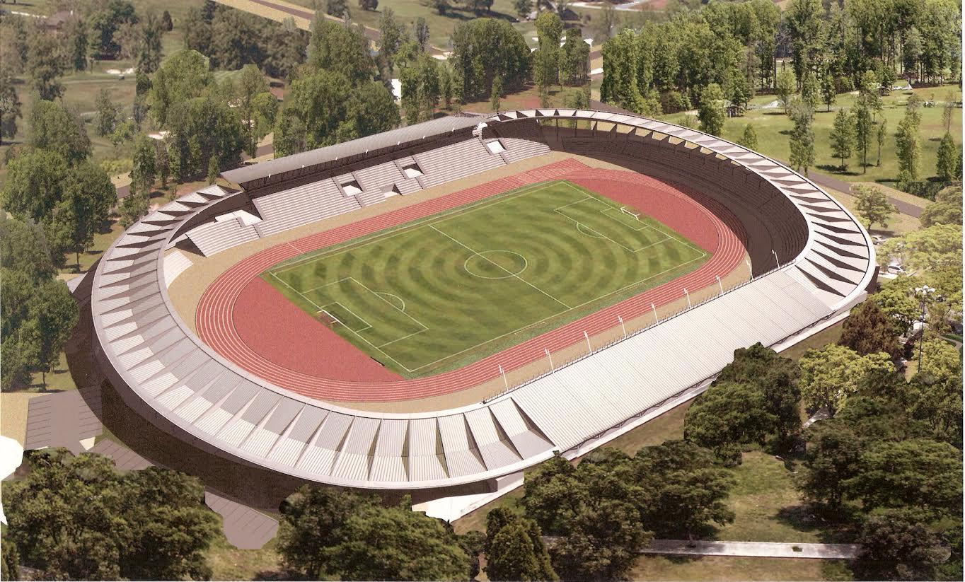 MOP llama a licitación la ampliación del Estadio Fiscal de Talca