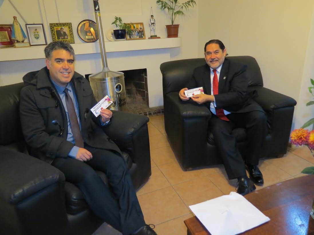 Gobierno invita a maulinos a Reformarte