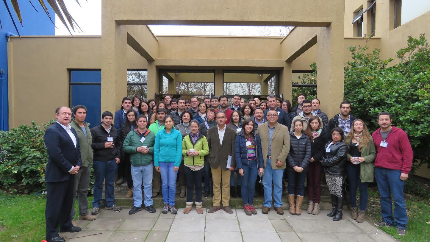 UTalca capacita a 50 profesionales del sector agroindustrial