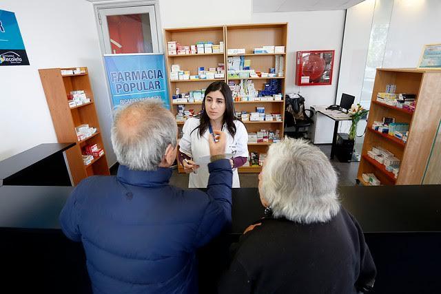 Farmacia popular cada vez más cerca de concretarse en Cauquenes