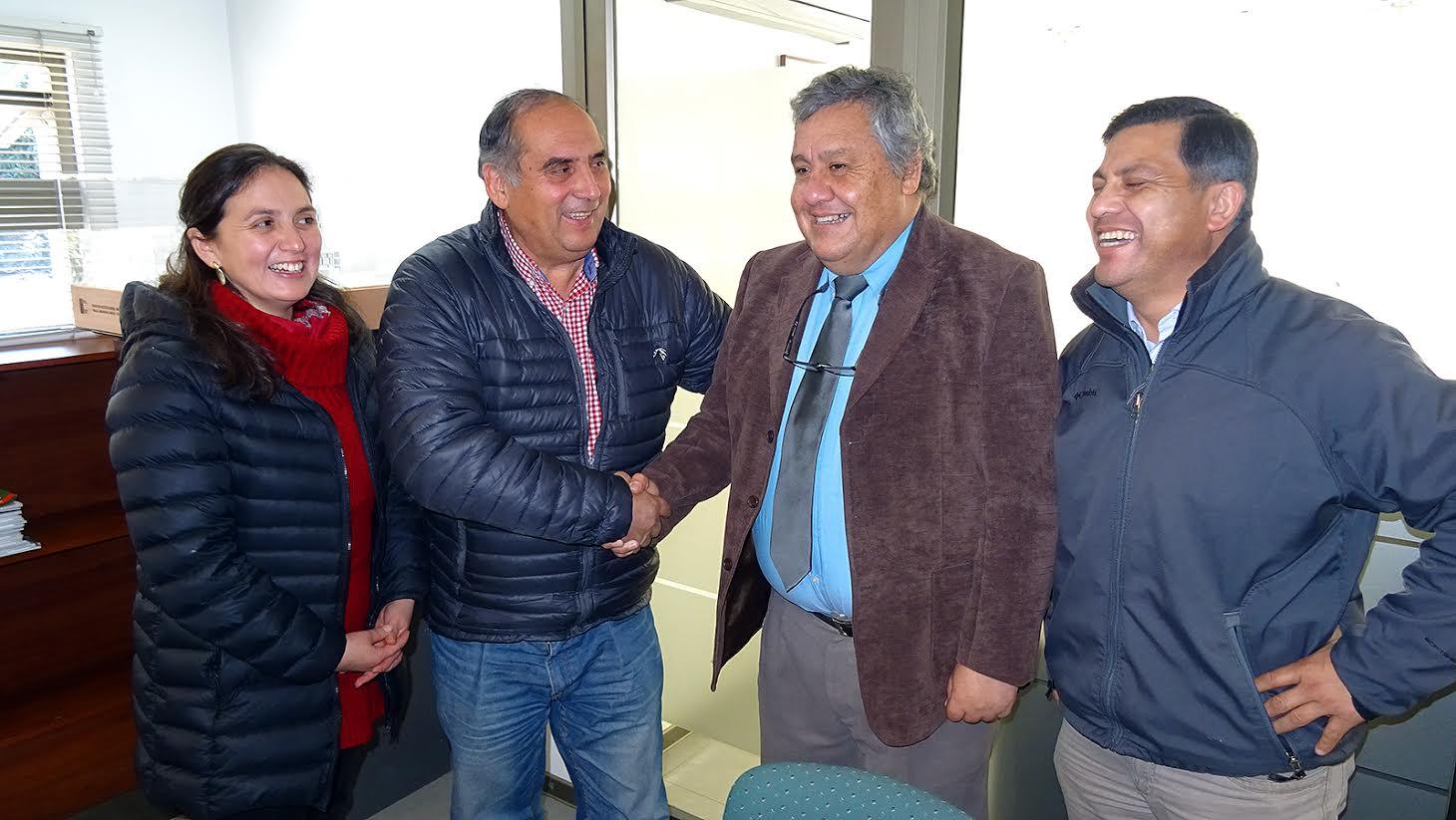 Serviu Maule iniciará construcción de nuevas viviendas para 313 familias en las comunas de Yerbas Buenas y Retiro