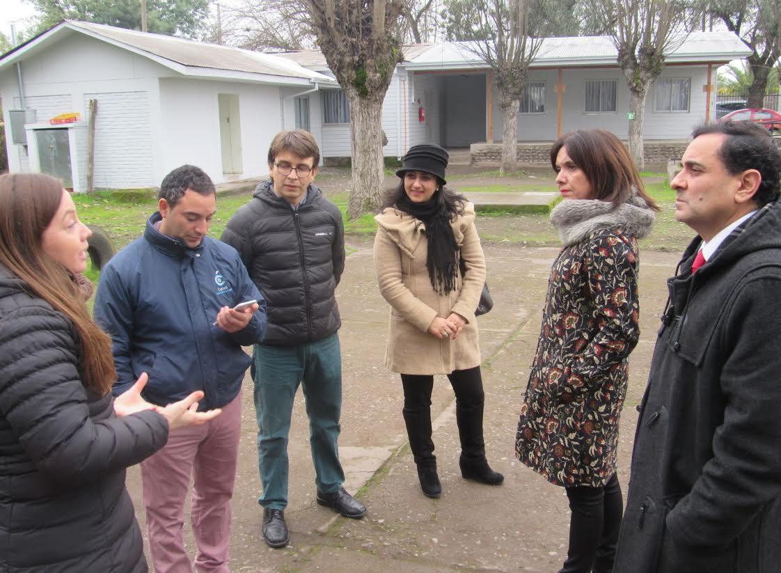 Centro de Tratamiento y Rehabilitación Residencial de Curicó cumple 2 meses desde su inauguración