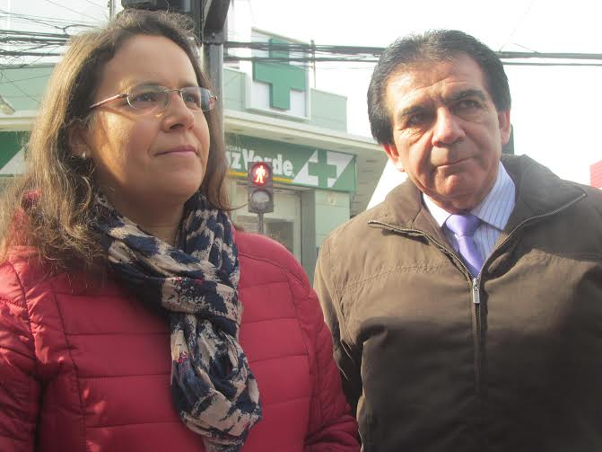 Candidata a la alcaldía de Talca recibe primeros respaldos