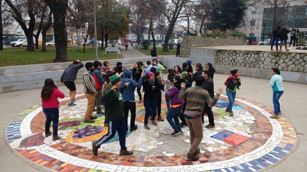 INJUV Maule seleccionó a los voluntarios que representarán a la Región en Vive Tus Parques Invierno 2016