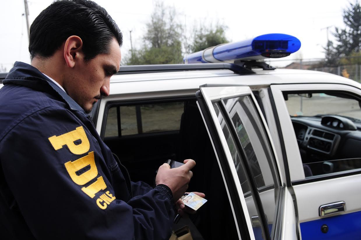 PDI Linares detiene a paciente que suplantó identidad de hermano fallecido