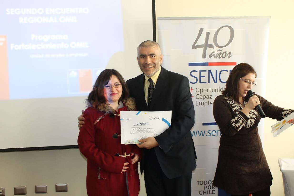 """""""SENCE certifica y capacita a las OMIL de la Región del Maule"""""""