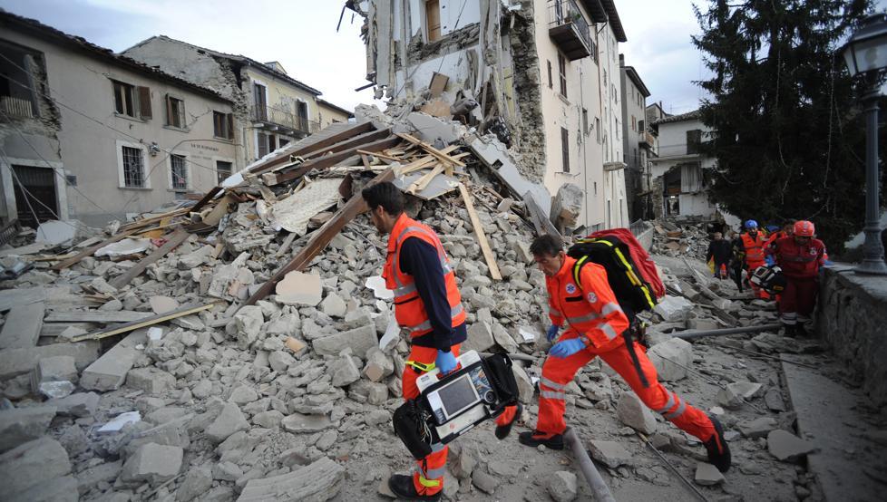 Devastador terremoto en Italia: Balance oficial indica al menos 38 muertos