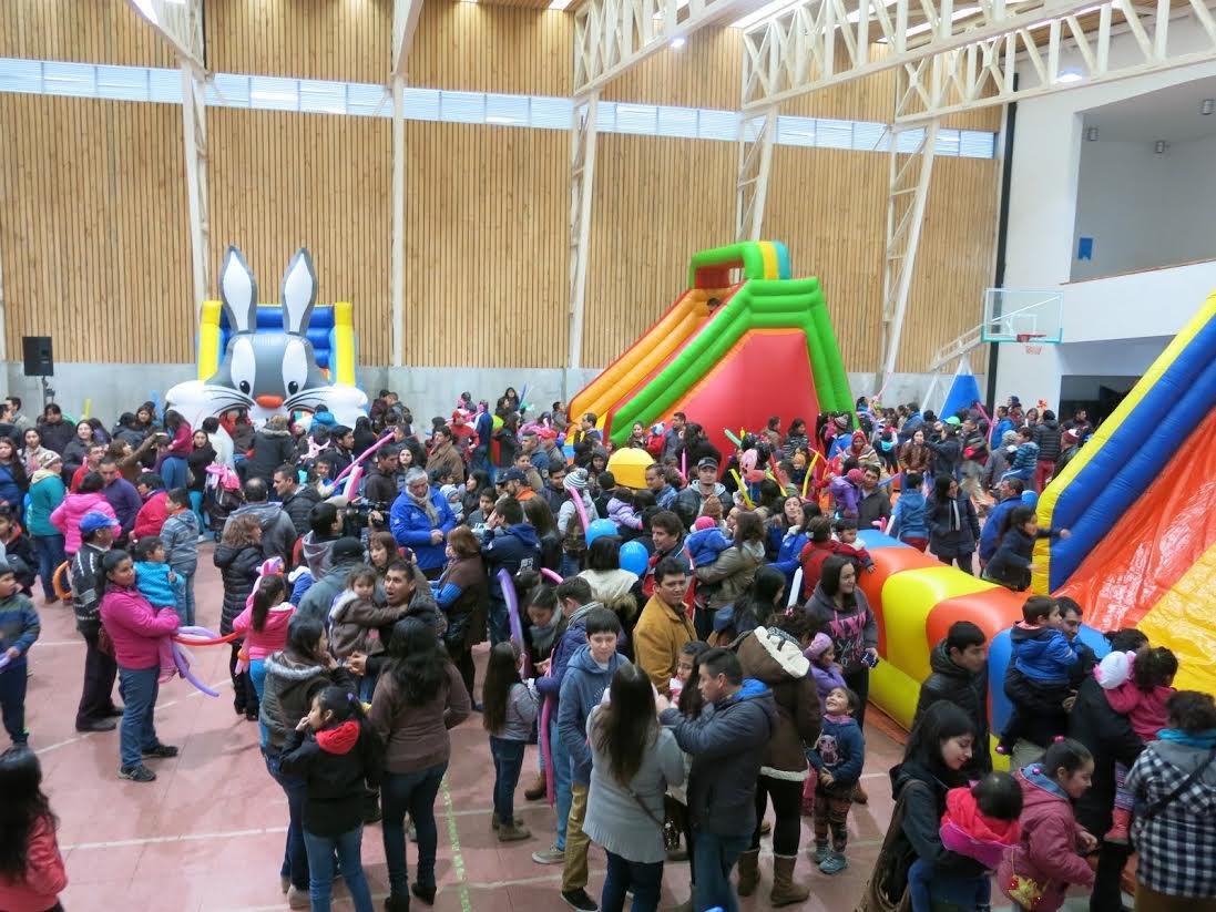 Cauquenes prepara gran fiesta para celebrar a los niños de la comuna