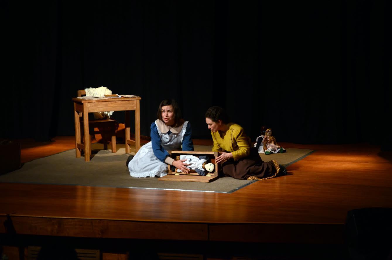 """El Maule conoce la historia de """"Lucila, la niña que iba a ser reina"""""""