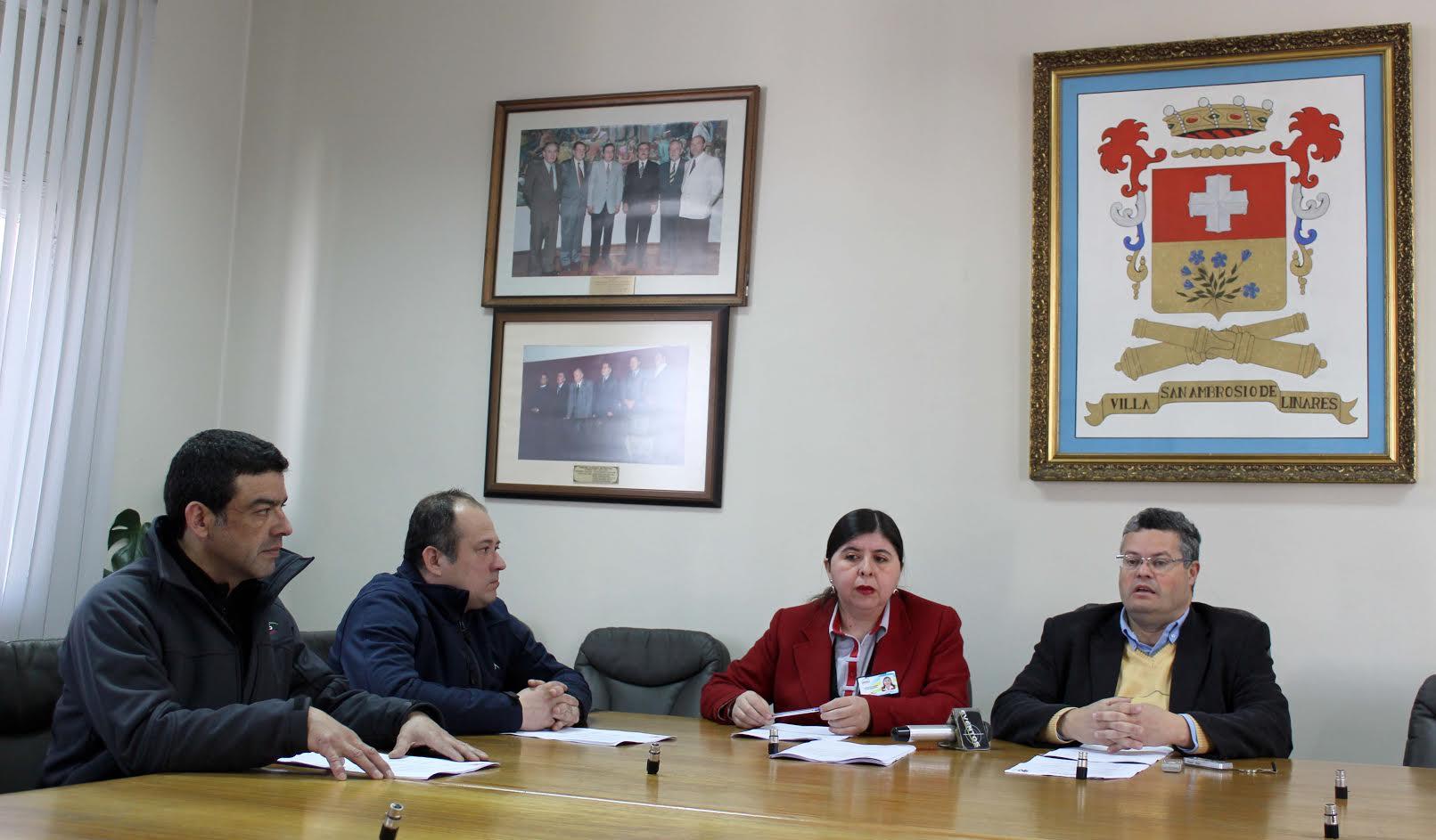 Municipalidad abre inscripción para remate de pisos para Fiestas Patrias