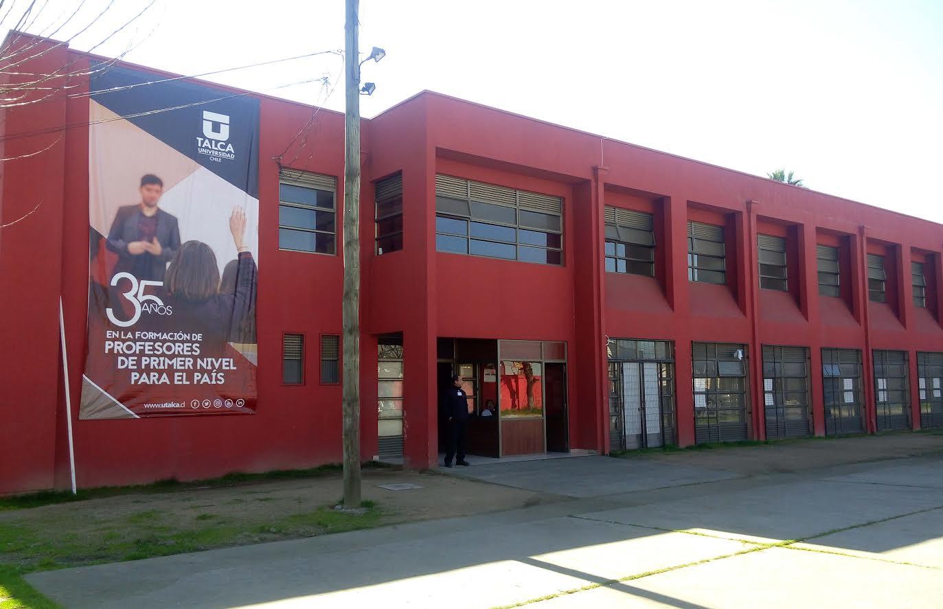 Liceo Diego Portales recupera dependencias que ocupaba la UTalca Sede Linares