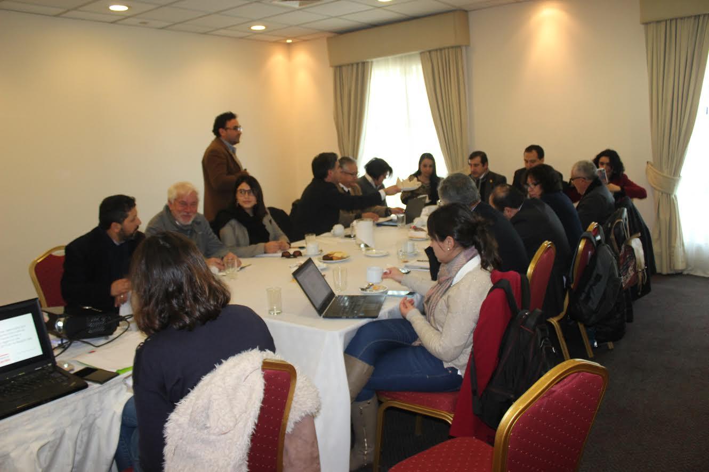 Superintendencia de Educación presentó informe a Gabinete Regional de Aseguramiento de la Calidad